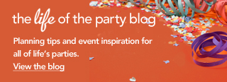 the life of the party blog