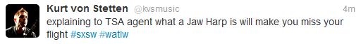 jaw harp tweet