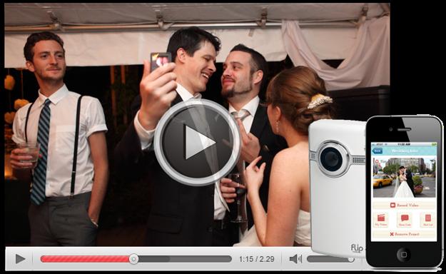 video package for weddings
