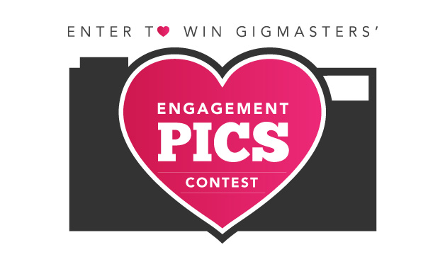 Logo for Engagement Photo Contest