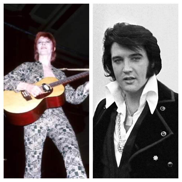 Bowie & Elvis