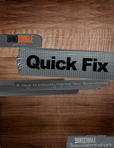 Quick Fix BandZoogle