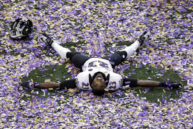 Ravens Super Bowl Celebration
